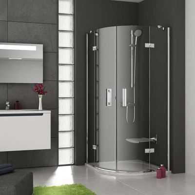 półokrągłe kabina prysznicowa Deante