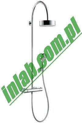panel prysznicowy narożny Grohe