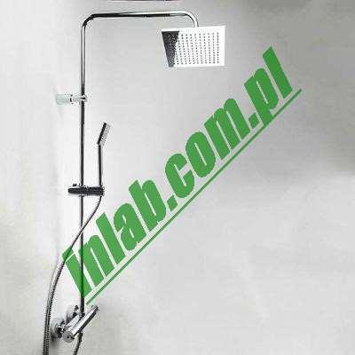 panel prysznicowy narozny Kludi