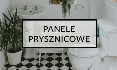 sklep z panelami prysznicowymi